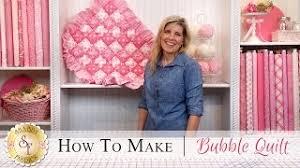 quilting video tutorials shabby fabrics