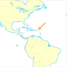Map Of Caribbean Island by Maps Update 702702 Map Of Us And Caribbean Islands Pleasing Us