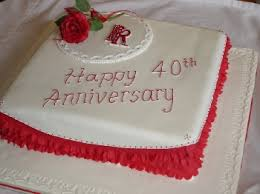 40th anniversary gifts for parents 40th wedding anniversary gifts modern traditional ideas