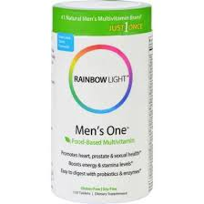 rainbow light men s one multivitamin review men s vitamins natural impact inc