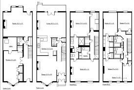 Brooklyn Brownstone Floor Plans 26 Garden Place Sells Above 5 Million Brownstoner