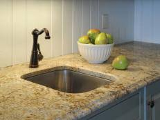 Granite Kitchen Countertops by 10 High End Kitchen Countertop Choices Hgtv