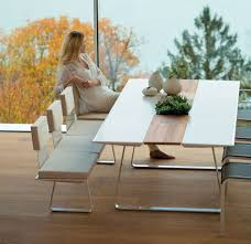 modular dining table and chairs extrados a modular dining table adorable home