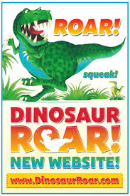 the 29 best images about 20 years of dinosaur roar on pinterest