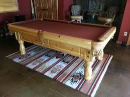 Used Billiard Tables by Used Pool Tables Phoenix Az Billiard Gallery