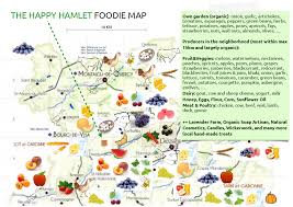 Map Southern France by The Happy Hamlet A Fabulous Retreat In France Ready To Relax