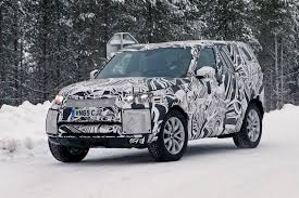 defender jeep 2016 a new discovery land rover u0027s 2016 disco spied plus info on next