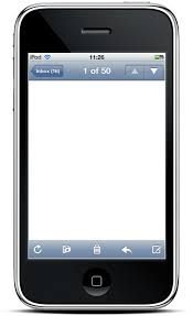 iphone blank template ensure that your entire email is rendered on iphone