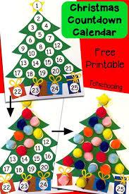 christmas countdown calendar christmas countdown printable advent calendar advent calendars