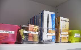 Office Organizing Ideas Office Supplies Organization Ideas Home Design