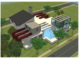 Sims 2 House Floor Plans by Simple Modern House Designs And Floor Plans U2013 Modern House