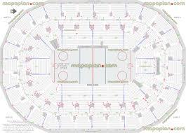 Nhl Map Mts Centre Hockey Plan For Winnipeg Jets Nhl U0026 Manitoba Moose