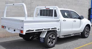 mazda truck models powder coated steel tray for d c mazda bt50ur models 10 15