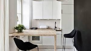 cuisines petits espaces petit appartement plans conseils aménagement reportages