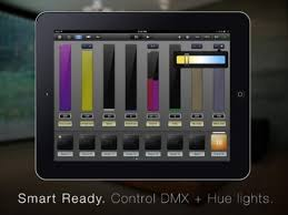 dmx light control software for ipad luminair for ios smart dmx lighting control productivity app