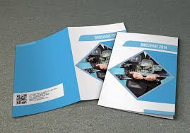 two fold brochure template psd bi fold business brochure v16 by template shop on creativework247
