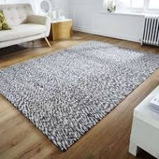 Textured Rugs Onix Geo Rugs On01 In Grey Free Uk Delivery The Rug Seller