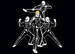 Karate Kid Skeleton Costume Cobra Kai Skeletons The Karate Kid T Shirt The Shirt List