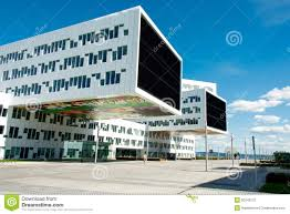 ultra modern office building editorial photography image 50249137