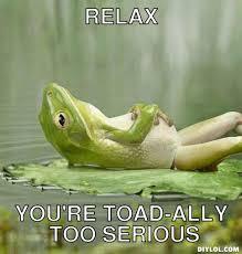 Fact Frog Meme - why so serious austin carpenter for allen county council