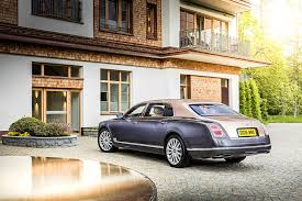 bentley college 2017 bentley mulsanne ewb 300 grand worth of luxury