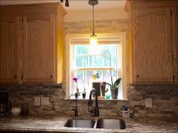 Natural Stone Backsplash Tile by Faux Stone Backsplash Love Brick Backsplash In The Kitchen Easy