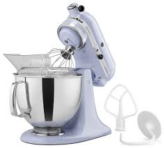 Kitchenaid Mixer Artisan by Lavendar Cream Is A Light Purple Shade For The Popular Artisan