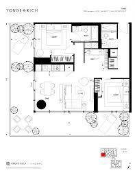 18 yonge floor plans yonge rich in toronto on prices u0026 floor plans
