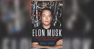 biography book elon musk elon musk summary ashlee vance pdf download
