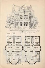 100 victorian manor floor plans gothic mansion design plans