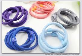 elastic hairband free shipping girl print elastic hair bands