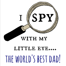 father u0027s day gift idea a favorite spy dvd and free printable card