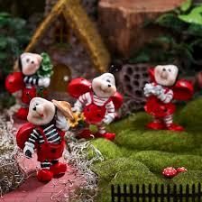 Ladybug Home Decor Lucky Bugs Ladybug Figurines Table Decor Home Decor