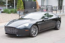 aston martin rapide 2017 2017 aston martin rapide s shadow edition aston martin of new
