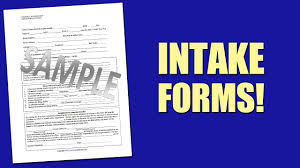 Counseling Intake Form Six Client Intake Forms Mental Health Counselors Need For Intake