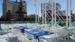 hottest outdoor dining spots in las vegas
