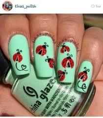 ladybug nails nails pinterest ladybug nails ladybug and