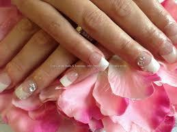 eye candy nails u0026 training acrylic nails with white tips
