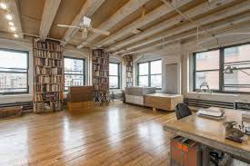 fort point live work loft with plenty of shelf space looking for