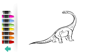 dinosaurs coloring book android apps on google play