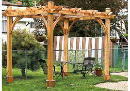 10 X 10 Pergola by Diy Pergola 8x10 Breeze Pergola Outdoor Living Today
