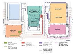 at t center floor plan catcon venue maps