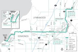 Seattle Sounder Train Map by Schedules