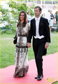 pippa middleton u0026 new husband james matthews are picture perfect