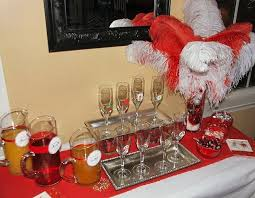 Cocktail Parties Ideas - christmas cocktail party celebrations at home