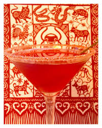 red martini drink jennuine by rook no 17 red lotus martini for your asian new