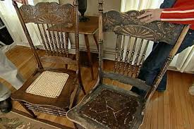 Antique Chair Repair Furniture Repair U2022 Diy Projects U0026 Videos