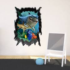 Fish Home Decor Online Get Cheap 3d Fish Stickers Aliexpress Com Alibaba Group