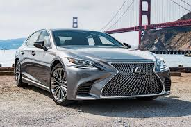 lexus sedan lexus ls 2018 review carsguide