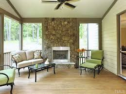Screen Porch Fireplace by 10 Best Dream Screen Porch Images On Pinterest Porch Ideas